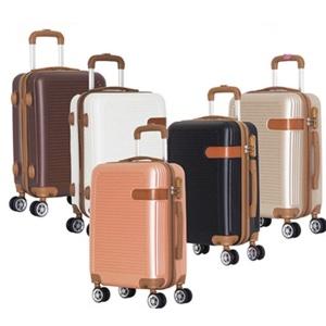 กระเป๋าเดินทาง มีล้อลาก 4 ล้อ กันน้ำได้