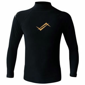 WARM GUARD UPF50+ เสื้อรัชการ์ด กัน UV 98%