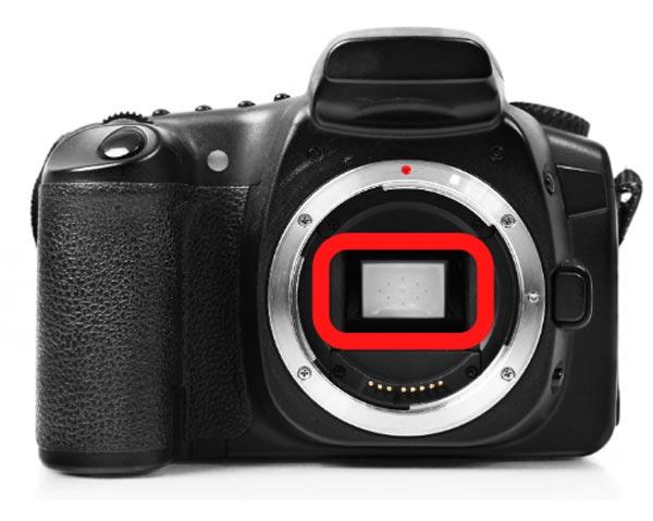 เซนเซอร์กล้อง