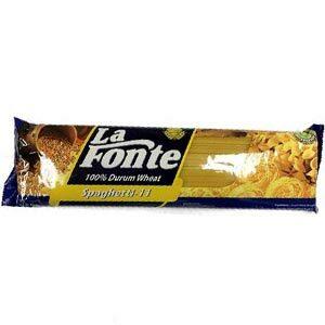 LaFonte เส้นสปาเก็ตตี้