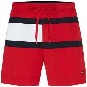 กางเกงว่ายน้ำ TOMMY HILFIGER COLOUR-BLOCKED MID LENGTH