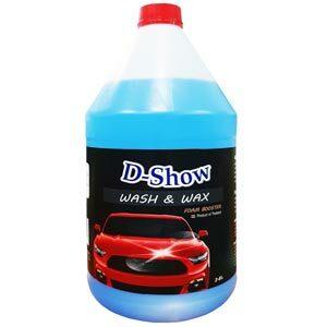 Dshow Car Wash น้ำยาล้างรถ แชมพูล้างรถ