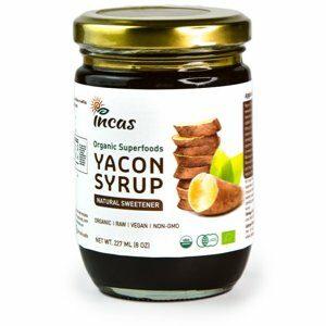INCAS น้ำเชื่อมบัวหิมะ Organic Yacon Syrup