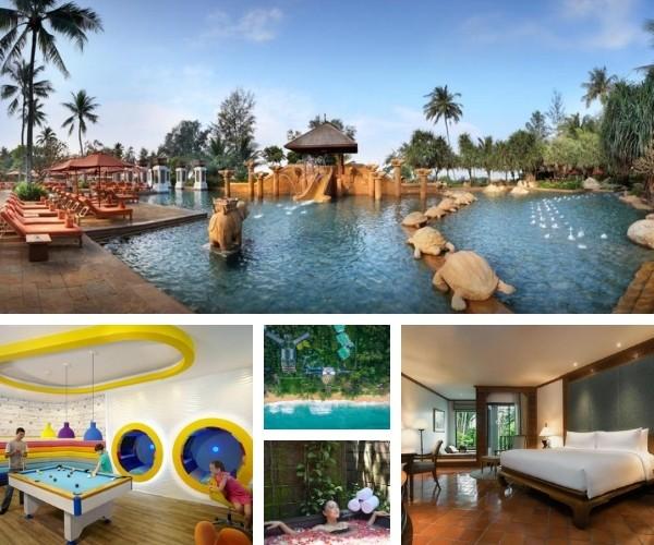 เจดับบลิว แมริออท ภูเก็ต รีสอร์ต แอนด์ สปา (JW Marriott Phuket Resort & Spa)
