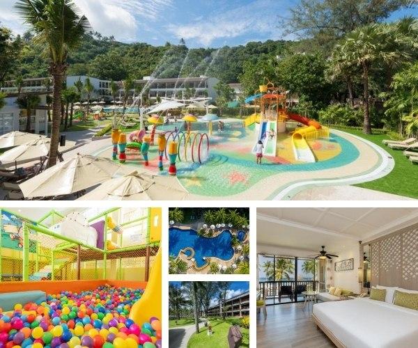 กะตะธานี ภูเก็ต บีช รีสอร์ท (Katathani Phuket Beach Resort)