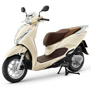 New Honda LEAD125