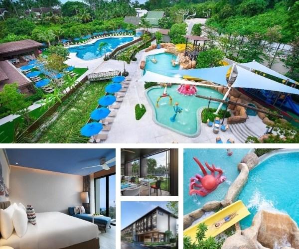 โอโซ่ ภูเก็ต OZO Phuket