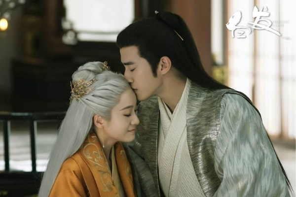 ซีรีส์ Princess Silver - จงเจิ้งอู๋โยว จงเจิ้งอู๋โยวเป็นว่าที่สามีในอนาคตของหรงเล่อ
