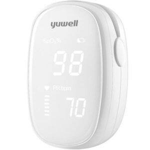 Yuwell รุ่น YX 102 เครื่องวัดออกซิเจนปลายนิ้ว Fingertip Pulse Oximeter