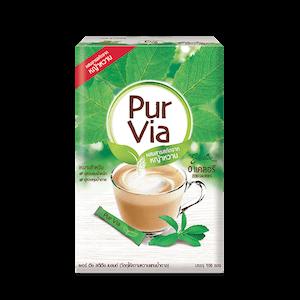 Pur Via Stevia น้ำตาลหญ้าหวาน ไม่มีแคลอรี่