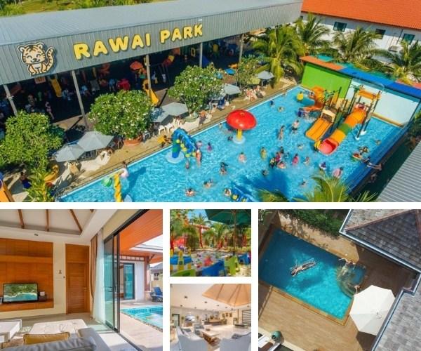 ราไวย์ วีไอพี วิลลา คิดส์ พาร์ค แอนด์ สปา (Rawai VIP Villas, Kids Park & Spa)