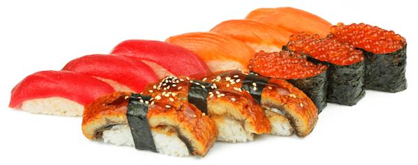 ซูชิ อาหารญี่ปุ่น