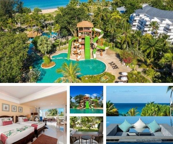ถาวรปาล์มบีชรีสอร์ต ภูเก็ต (Thavorn Palm Beach Resort Phuket)