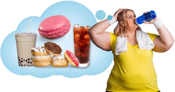 ทำไมถึงลดน้ำหนักไม่ได้สักที?