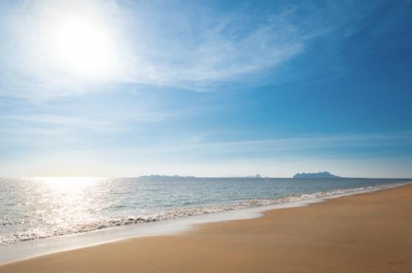 เกาะลิบง หาดทุ่งหญ้าคา