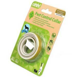 Pets Control Collar ปลอกคอกันเห็บ หมัด แมลง สำหรับสุนัข