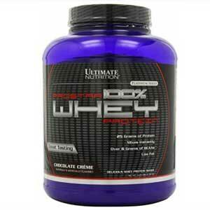 เวย์โปรตีน ULTIMATE NUTRITION - PROSTAR 5.28 Lbs