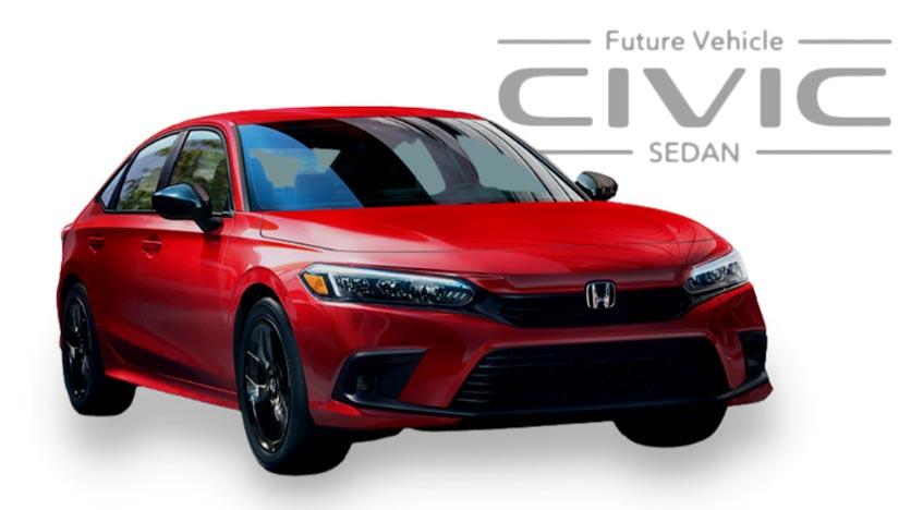 All-New Honda Civic 11th Generation
