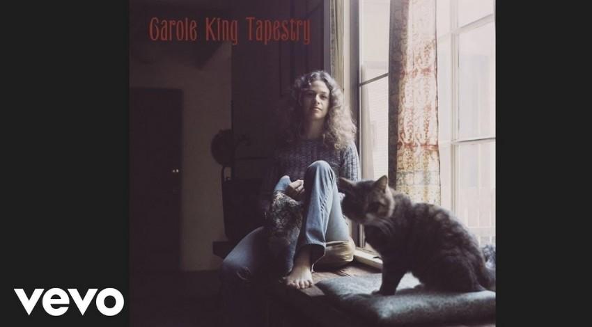 I Feel the Earth Move - Carole King