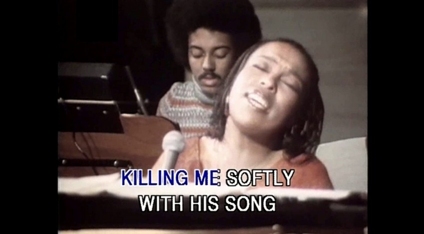 Killing Me Softly with His Song - Roberta Flack