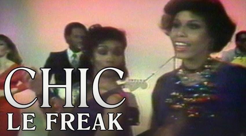 Le Freak - Chic