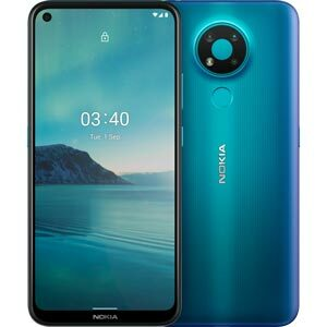 Nokia 3.4 สมาร์ทโฟน ราคาประหยัด (4/64GB)