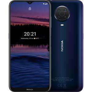 Nokia G20 สมาร์ทโฟน รุ่นใหม่ จอใหญ่ แบตฯ อึด (4/128GB)