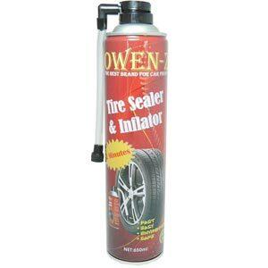 Owen-Z Power สเปรย์ปะยาง อุดยางรั่ว พร้อมเติมลมยาง