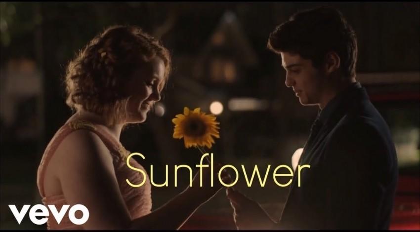 Sunflower - Sierra Burgess
