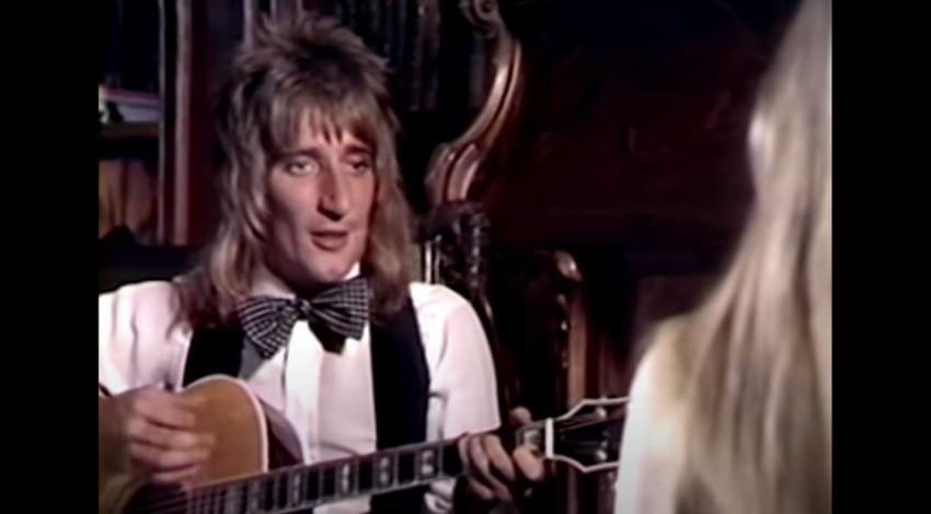 Tonight's the Night (Gonna Be Alright) - Rod Stewart