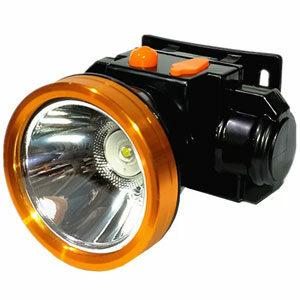 LED ไฟฉายคาดหัว ไฟฉายติดหน้าผาก แบตเตอรี่ลิเธียม
