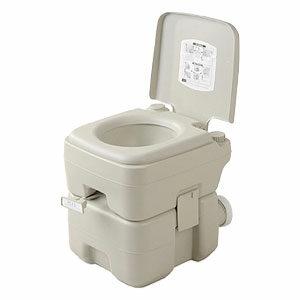 ห้องน้ำเคลื่อนที่ Nidouillet handy toilet Portable Toilet 20L