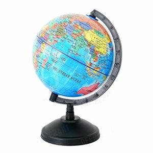 ลูกโลก 6 นิ้ว (14 cm.) ลูกโลกจำลอง อย่างดี ภาษาอังกฤษ Globe รุ่น G-6