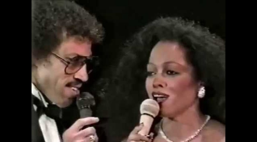 Endless Love - Diana Ross and Lionel Richie