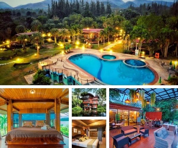 แก่งกระจาน โบ๊ทเฮ้าส์ พาราไดซ์ รีสอร์ท (Kaengkrachan Boathouse Paradise Resort)