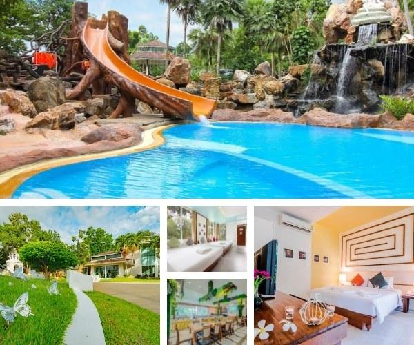 นานา รีสอร์ต แก่งกระจาน (Nana Resort Kaengkrachan)
