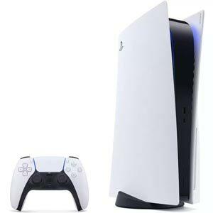 Sony PlayStation 5 (PS5) เครื่องเกมคอนโซลที่ดีที่สุด Disc & Digital Edition
