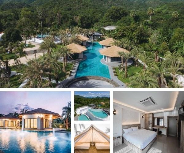 ซันชาม วิลล่า รีสอร์ท (Suncharm Villa Resort)