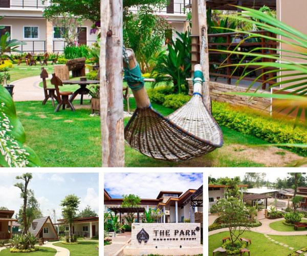 เดอะพาร์คนางรอง รีสอร์ท (The Park Nangrong Resort)