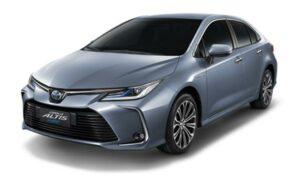 Toyota Corolla Altis Hybrid Premium Safety