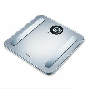 Beurer Diagnostic Bathroom Scale บอยเลอร์ เครื่องชั่งน้ำหนัก วัดมวล รุ่น BF 198