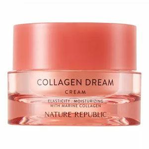 Nature Republic Collagen Dream 70 Cream ครีมบำรุงรอบดวงตา ลดเลือนริ้วรอย