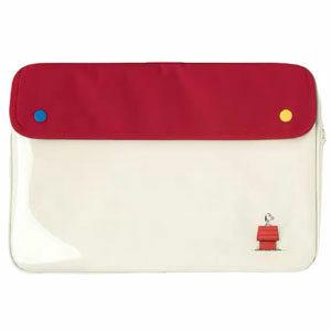 กระเป๋าใส่ iPad ลาย Snoopy & Charlie Brown