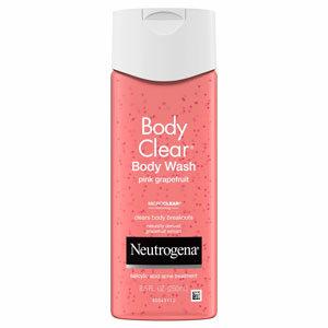 เจลอาบน้ำ Neutrogena Body Clear Pink Grapefruit Acne Body Wash