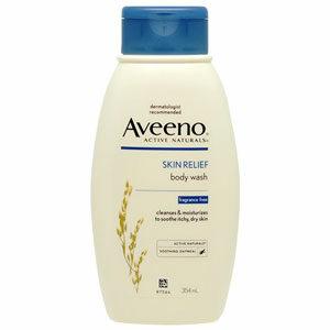Aveeno Body Wash Skin Relief  สบู่เหลวอาบน้ำสำหรับผิวแห้งและผิวแพ้ง่าย