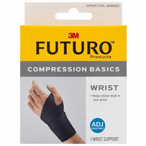 3M FUTURO ผ้ารัดข้อมือ อุปกรณ์พยุงข้อมือปรับกระชับได้