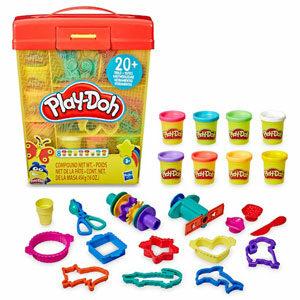 ดินน้ำมัน Play-Doh PD Large Tools N Storage