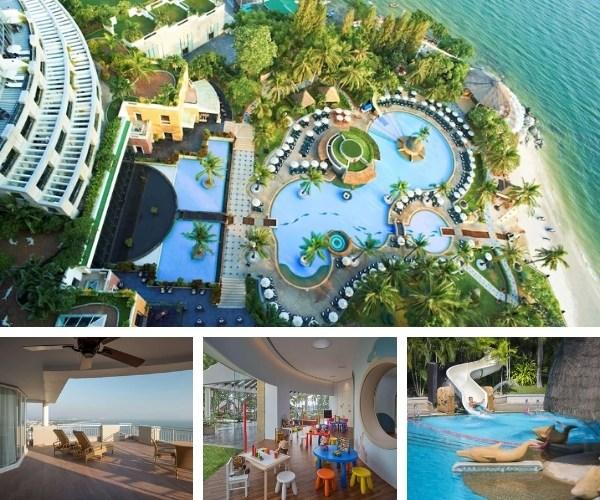 ฮิลตัน หัวหิน รีสอร์ท แอนด์ สปา (Hilton Hua Hin Resort & Spa)