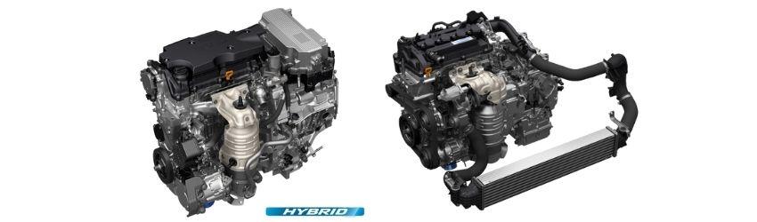 เครื่องยนต์ Sport Hybrid Intelligent Multi-Drive Mode (i-MMD) และ เครื่องยนต์ 1.5 VTEC TURBO HI-POWER