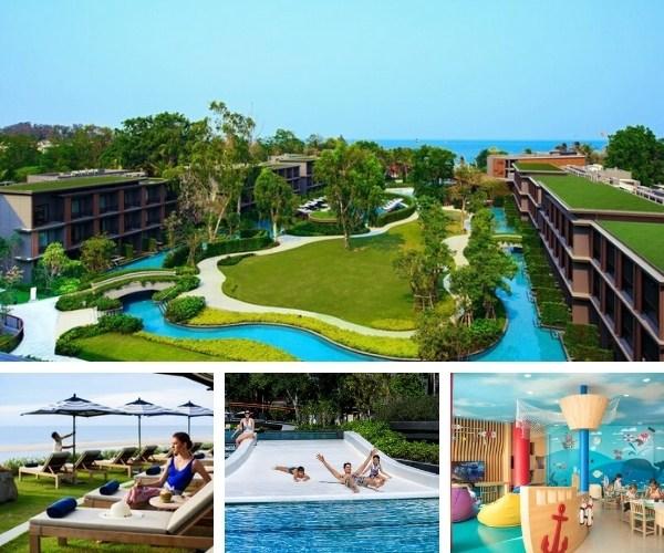 หัวหิน แมริออท รีสอร์ตแอนด์สปา (Hua Hin Marriott Resort & Spa)